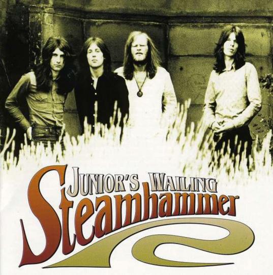 Steamhammer. Junior's Wailing (The Best Of Steamhammer). CD.