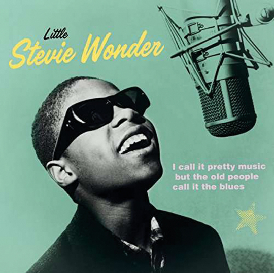 Stevie Wonder. I Call It Pretty Music, But The Old People Call It The Blues. LP.