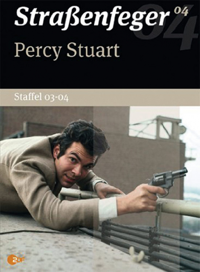 Straßenfeger 3. Percy Stuart Staffel 01-02. Folge 1-26. 4 DVDs.