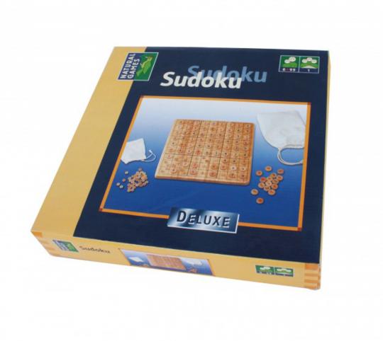 Sudoku Deluxe.