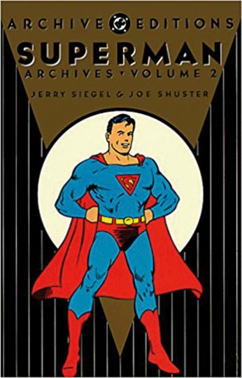 Superman Archives. Vol. 2. DC Archive Editions.