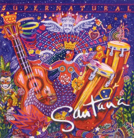 Supernatural CD