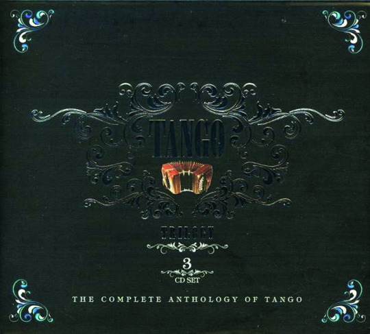 Tango Trilogy. Complete Anthology. 3 CDs.