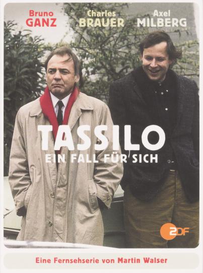 Tassilo. Ein Fall für sich. 3 DVDs.