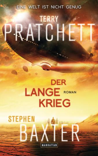 Terry Pratchett. Der Lange Krieg. Roman.