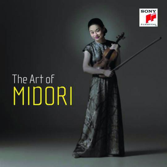The Art of Midori. 10 CDs.