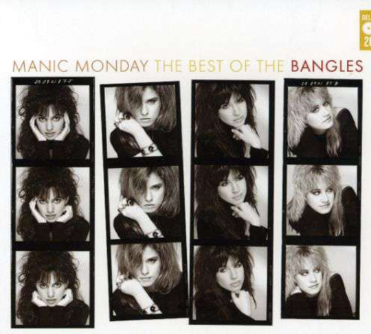 The Bangles. Manic Monday - The Best Of The Bangles. 2 CDs.