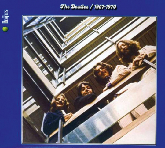 The Beatles - Blue Album (Reamstered). 2 CDs.