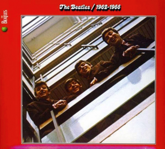 The Beatles. Red Album (Remastered). 2 CDs.