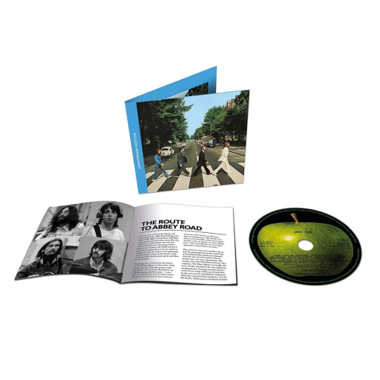 The Beatles. Abbey Road - 50th Anniversary. CD.