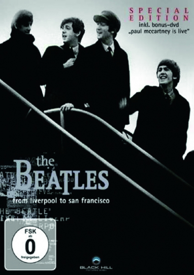 The Beatles: From Liverpool to San Francisco (OmU). 2 DVDs.