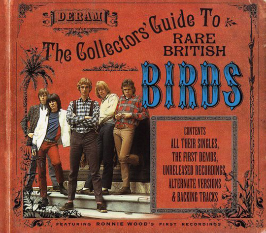 The Birds. The Collectors' Guide To Rare British Birds. CD.