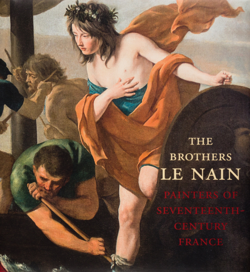 The Brothers Le Nain. Französische Maler des siebzehnten Jahrhunderts.
