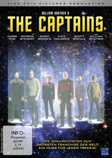 The Captains. DVD.
