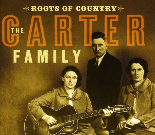 The Carter Family. Roots Of Country. 2 CDs.
