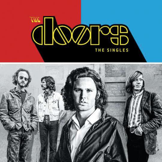 The Doors. The Singles. 2 CDs.
