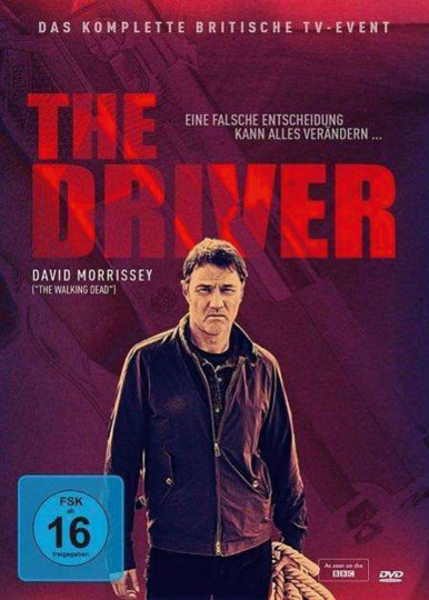 The Driver (2014). DVD.