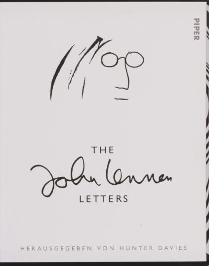 The John Lennon Letters. Luxusausgabe.