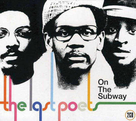 The Last Poets. On The Subway. 2 CDs.