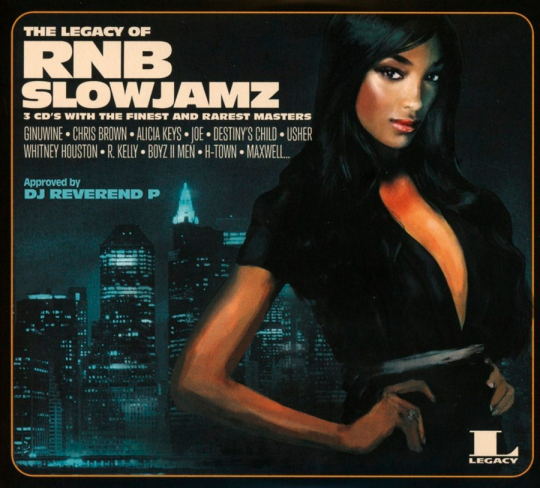 The Legacy of Rn'B Slow Jamz. 3 CDs.