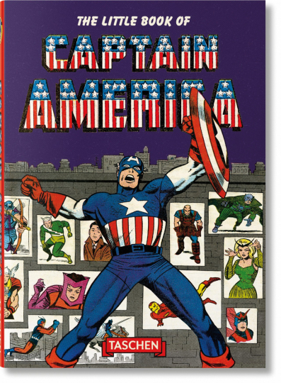 The Little Book of Captain America.