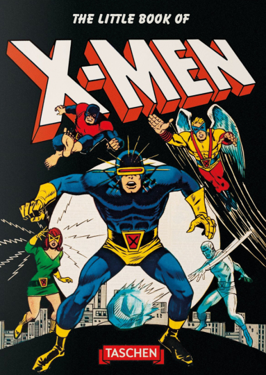 The Little Book of X-Men.