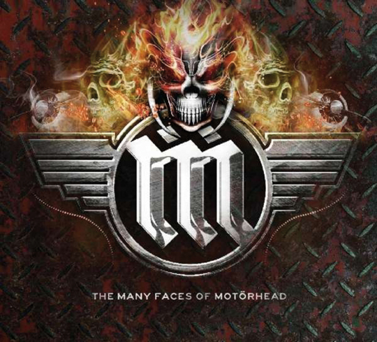 The Many Faces of Motörhead. 3 CDs.