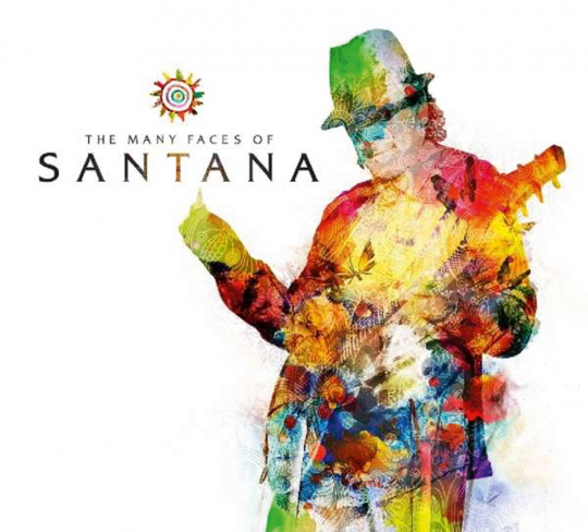 The Many Faces Of Santana. 3 CDs.