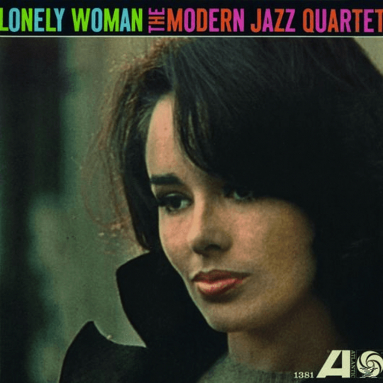 The Modern Jazz Quartet. Lonely Woman. CD.