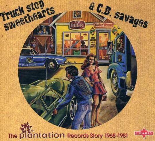 The Plantation Records Story 1968 - 1981. 2 CDs.