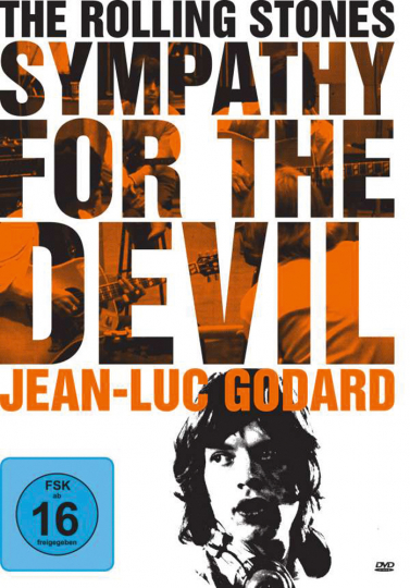 The Rolling Stones. Sympathy For The Devil (OmU). DVD.