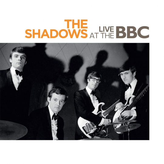 The Shadows. Live At The BBC. CD.