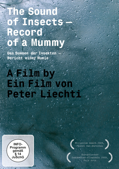 The Sound of Insects (Das Summen der Insekten - Bericht einer Mumie). DVD.