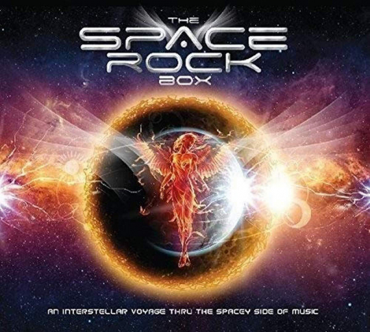The Space Rock Box. 6 CDs.