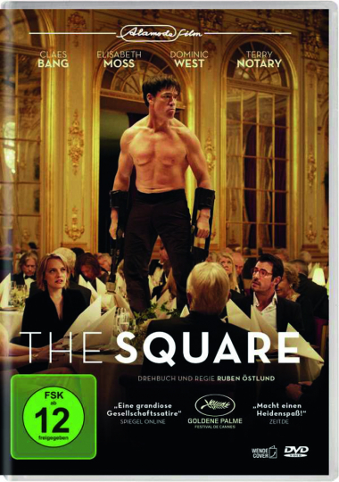 The Square. DVD.