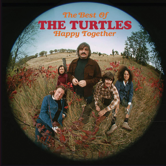 The Turtles. Happy Together: The Best Of The Turtles. 2 CDs.