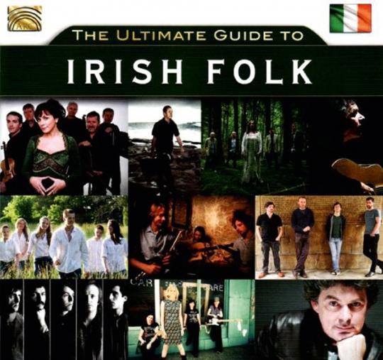 The Ultimate Guide To Irish Folk. 2 CDs.