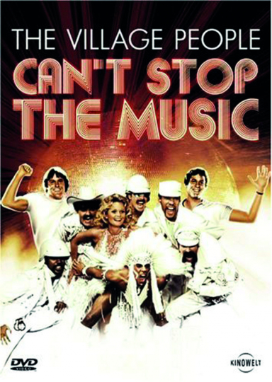 The Village People. Can't Stop the Music. DVD.