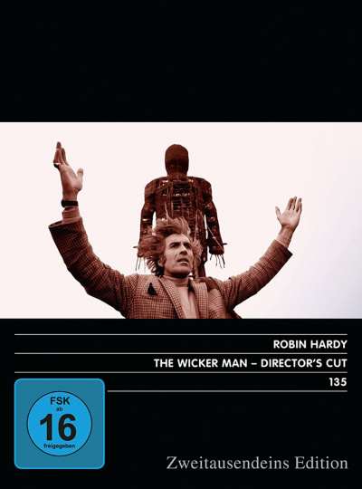 The Wicker Man. Director's Cut. DVD.