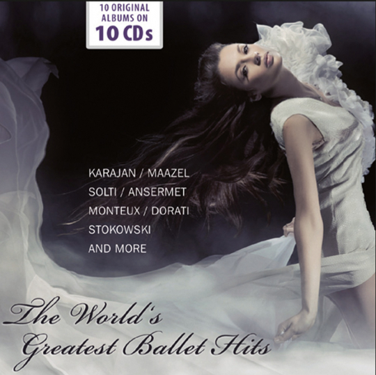The World's Greatest Hits of Ballet.