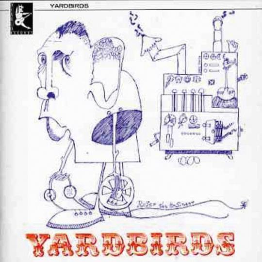 The Yardbirds. Roger The Engineer. CD.
