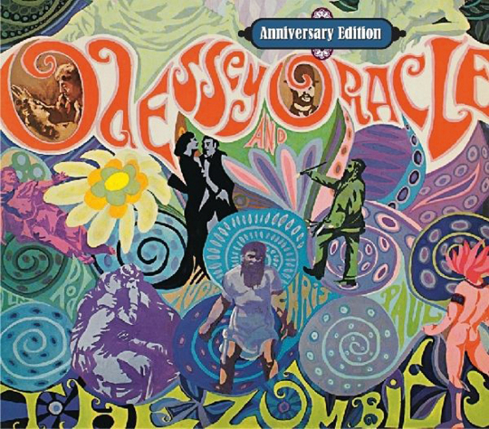 The Zombies. Odessey & Oracle - Anniversary Edition. 2 CDs.