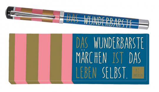 Tintenroller. Hans Christian Andersen.