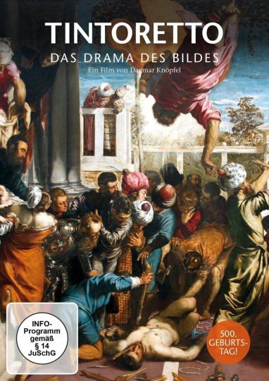 Tintoretto. Das Drama des Bildes. DVD.