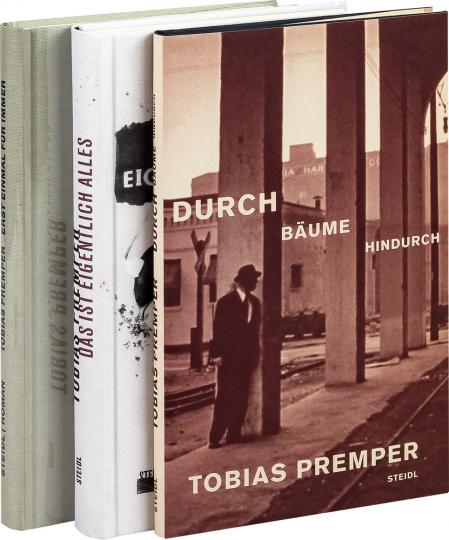 Tobias Premper. 3 Bände im Paket.