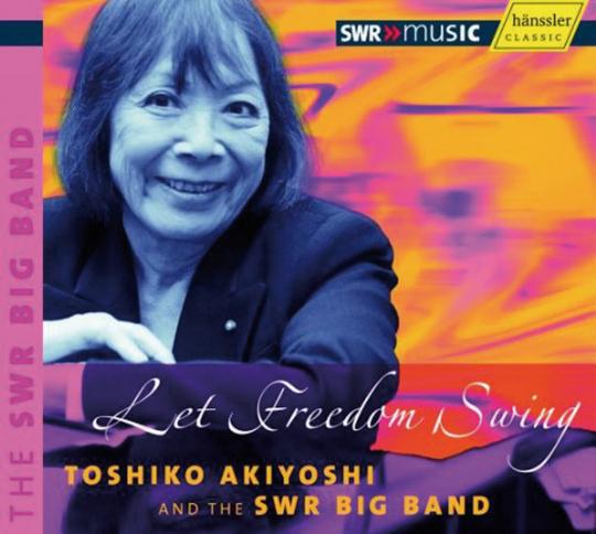 Toshiko Akiyoshi. Let Freedom Swing. 2 CDs.