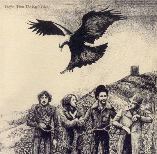 Traffic. When The Eagle Flies (180g). LP.