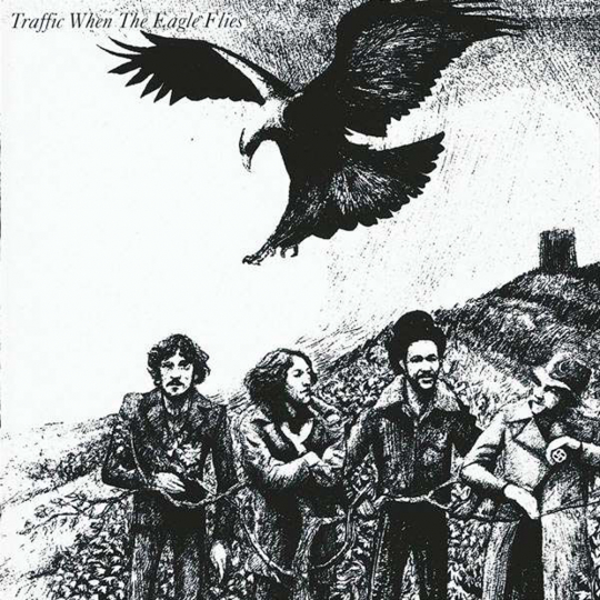 Traffic. When The Eagle Flies. CD.