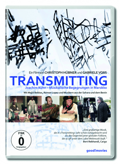 Transmitting. DVD.