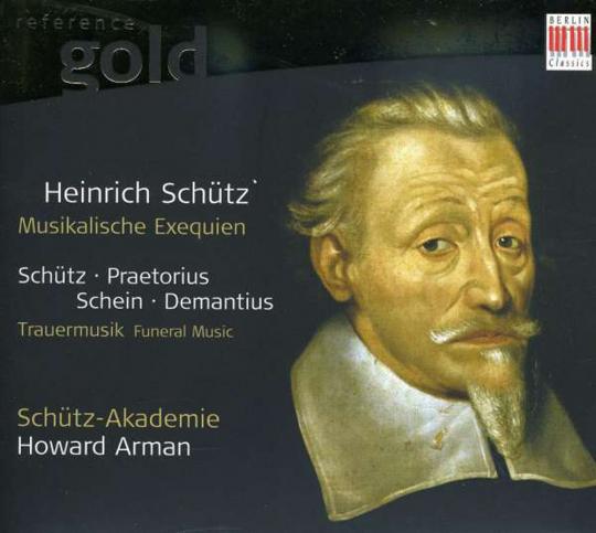 Trauermusik des 17.Jahrhunderts. CD.